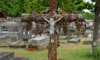 Friedhof in Nantes
