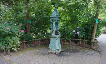 Jardin des Plantes in Nantes