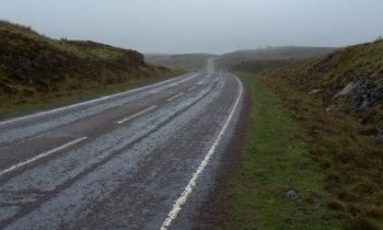 Bestes schottisches Wetter