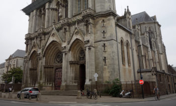 Kirche in Nantes