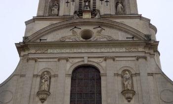Kirche Sainte-Croix in Nantes