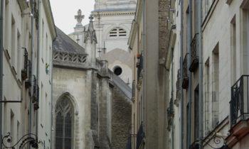 Historisches Zentrum in Nantes