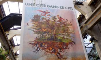 Stadt im Himmel: Konzept Les Machines de l'île