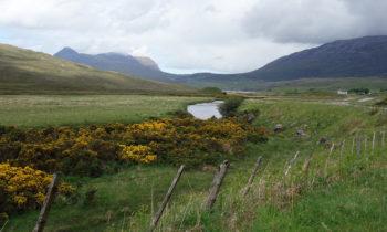 Typisches Highlands Idyll