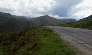 Highlands bei Loch Ness