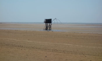 Fischerhütte am Atlantik: Cabane de Pêcheurs