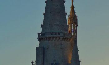 Tour de la Lanterne in La Rochelle