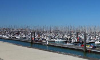Yachthafen in La Rochelle