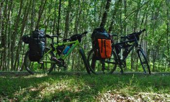 Radreise auf La Vélodyssée / EuroVelo 1