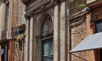 Historische Altstadt von Toulouse