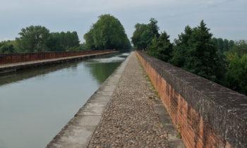 Brücke Pont Canal du Cacor