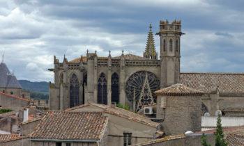 Basilika Saint-Nazaire in Carcassone