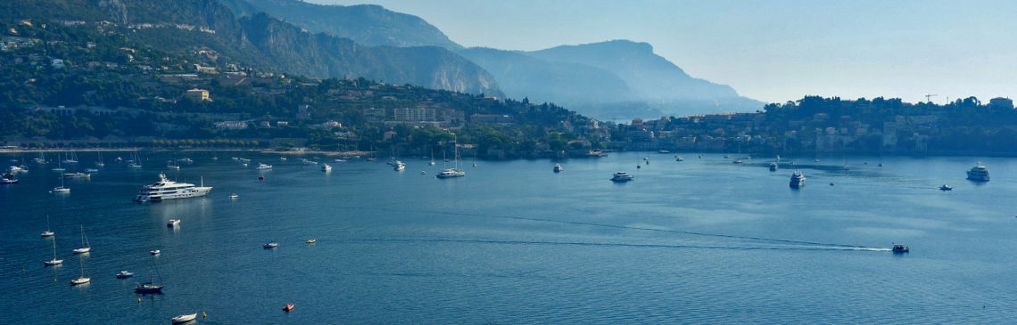 Radreise an der Côte d'Azur
