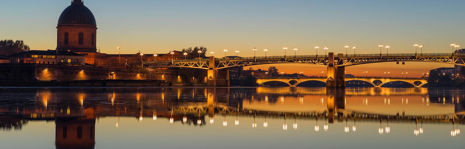 CityTrip Städtereise Toulouse