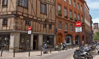 Altstadt von Toulouse