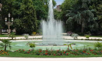 Jardin du Grand Rond in Toulouse