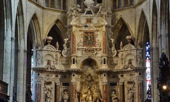 Altar der Kathedrale Saint Étienne, Toulouse