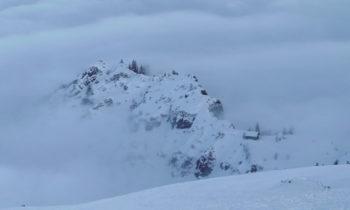 Blick von der Alpspitze