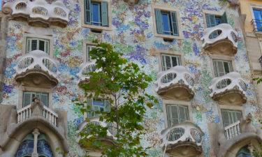 Gaudís Casa Batlló in Barcelona