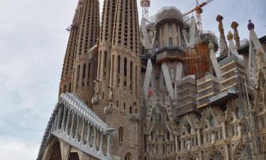 Basilika La Sagrada Familia in Barcelona