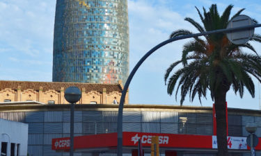 Torre Glòries in Barcelona