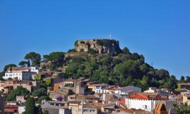 Die Burg von Begur
