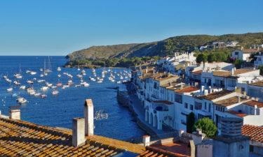 Der Hafen von Cadaqués