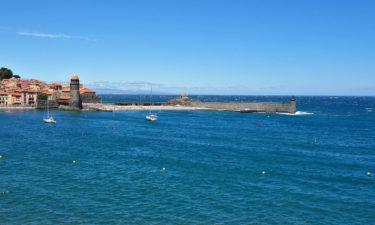 Leuchtturm in Collioure