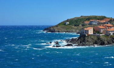 Collioure in den französischen Pays Catalans