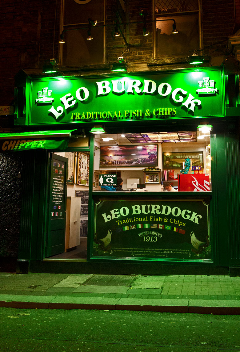 Leo Burdock Traditional Fish'n'Chips
