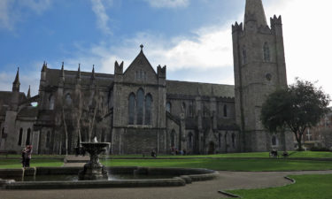 St. Patricks Cathedral in Dublin