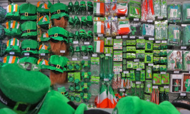 St. Patricks Day Merch