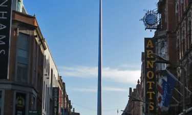 The Spire in Dublin