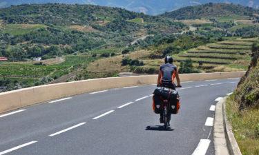 Pyrenäenüberquerung mit dem Fahrrad
