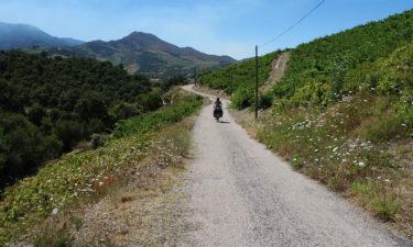 Pyrenäenüberquerung mit dem Fahrrad in Katalonien