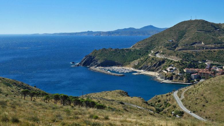 Pyrenäenueberquerung: Portbou ist der erste Ort in Spanien