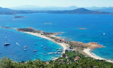 Nordküste von Sardinien