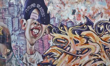 Street Art an der Costa Daurada