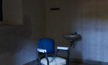 Irgendwie creepy: Salon des Gefängnis-Barbiers auf Asinara