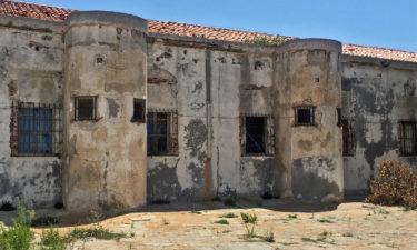 Hochsicherheitstrakt Fornelli auf Asinara