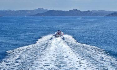 Zwischen Isola Maddalena und Caprera