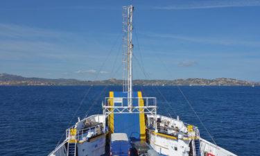 Fähre von Palau zur Isola Maddalena