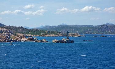 Fährfahrt von Palau nach Maddalena