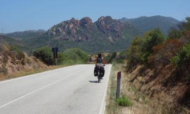 Radfahren auf Sardinien