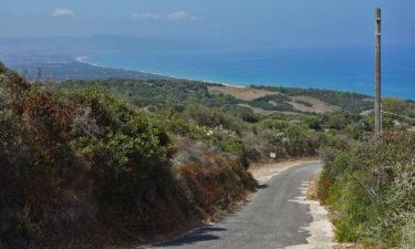 Bergig: Radfahren auf Sardinien