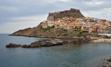 Küste von Castelsardo