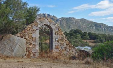 Im Hinterland von Sardinien