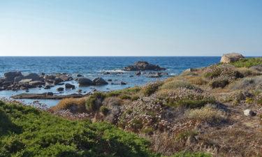 Spiaggia Naracu Nieddu im Norden von Sardinien