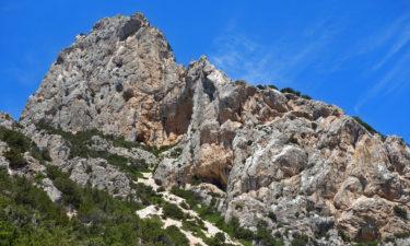 Berge auf Tavolara