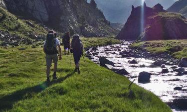 Packliste für eine einwöchige Hütten-Wanderung
